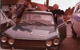 First car - Nick Tiley