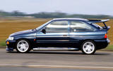 Ford Escort RS Cosworth - hero side