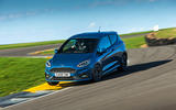 Ford Fiesta - hero front
