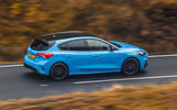 2 Ford Focus ST Edition 2021 UK FD hero side