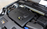 Ford Mondeo 2007 - engine