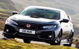 Honda Civic Type R - hero front