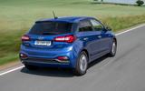 Hyundai i20 2018 review hero rear