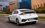 Hyundai Ioniq plug-in hybrid 2019 first drive review - hero rear