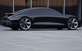 Hyundai Prophecy concept - static side