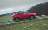 2 Hyundai Tucson MHEV 2021 uk first drive review hero side