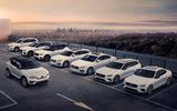 Volvo USA line-up