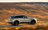 2 Jaguar F Pace 2021 UK first drive review hero side