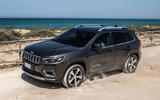 Jeep Cherokee Limited 2018 first drive review panning