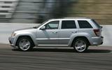 Jeep Grand Cherokee 2006 - hero side