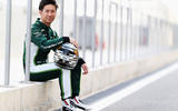 2 Kamui Kobayashi favourite drivers pitlane
