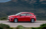 Kia Ceed GT 2019 first drive review - hero side