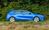 Kia Ceed 1.6 CRDi 48v iMT 2020 first drive review - hero side