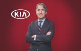 Kia European CEO Emilo Herrera