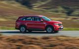 Kia Sorento hybrid 2020 UK first drive review - hero side