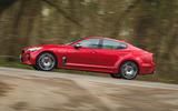 2 Kia Stinger GT S 2021 UK review hero side