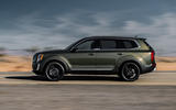 Kia Telluride 2019 first drive review - hero side