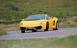 Lamborghini Gallardo - hero front