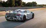 Lamborghini Huracan STO 2020 first drive review - hero rear