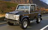 Land Rover Defender - hero front