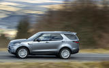 2 Land Rover Discovery D300 2021 UK first drive review hero side