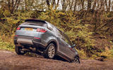 Land Rover Discovery Sport P200 2019 UK first drive review - hero rear