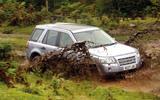 Land Rover Freelander 2007 - hero front