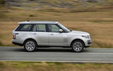 Land Rover Range Rover D300 2020 UK first drive review - hero side