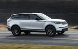 2 Land Rover Range Rover Velar PHEV 2021 UK first drive review hero side