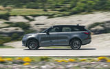 Land Rover Range Rover Velar SVAutobiography 2019 first drive review - hero side