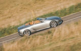 Lexus LC Convertible 2020 UK first drive review - hero side