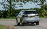 Lexus RX 450hL 2018 review hero rear