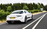 Litchfield Alpine A110 2018 UK review - hero rear