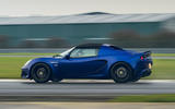 2 Lotus Elise Sport 240 Final Edition 2021 UK first drive review hero side