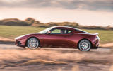 Lotus evora GT410 2020 UK first drive review - hero side