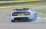 Lotus Exige Sport 410 2018 review hero rear