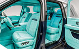 Mansory Rolls-Royce Cullinan Coastline 2020 - interior