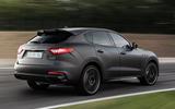 Maserati Levante Trofeo 2019 first drive review - hero rear