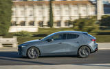 Mazda 3 2019 European first drive review - hero side