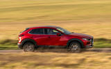Mazda CX-30 2019 UK first drive review - hero side
