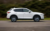 2 Mazda CX 5 2021 UK first drive review hero side