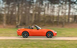 Mazda MX-5 30th Anniversary Edition 2019 UK first drive review - hero side