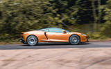 McLaren GT 2019 UK first drive review - hero side