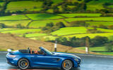 Mercedes-AMG GT R Roadster 2019 UK first drive review - hero side