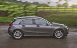 Mercedes-Benz A-Class A180 SE 2019 first drive review - hero side