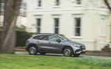2 Mercedes Benz EQA 2021 UK first drive review hero side