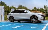 Mercedes-Benz ECQ 400 2019 - charging