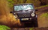 Mercedes-Benz G-Class 2019 - hero front