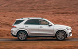 Mercedes-Benz GLE 2019 UK first drive review - hero side