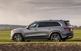 Mercedes-Benz GLS 400d 2019 UK first drive review - hero side